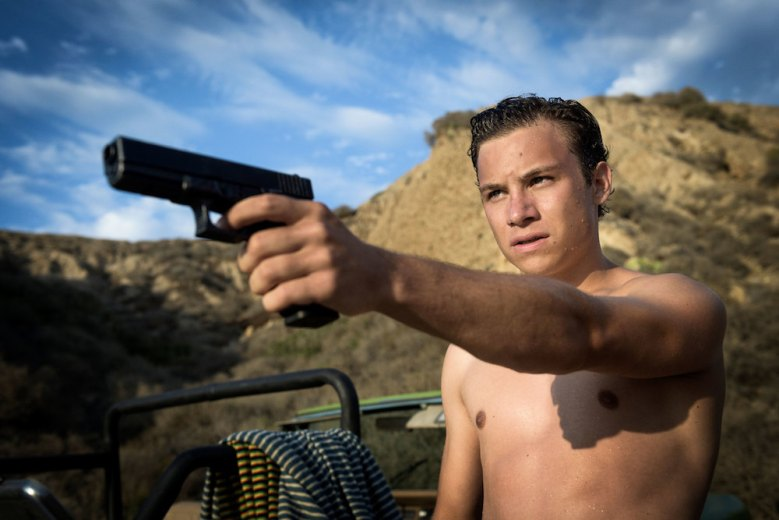 ANIMAL KINGDOM Season 1 Finn Cole