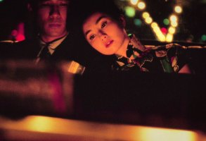 Tony Leung and Maggie Cheung in Wong Kar-wai's In the Mood for Love