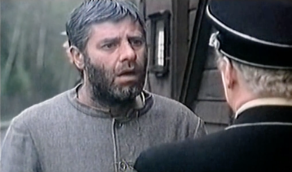 """Jerry Lewis in """"The Day the Clown Cried"""""""