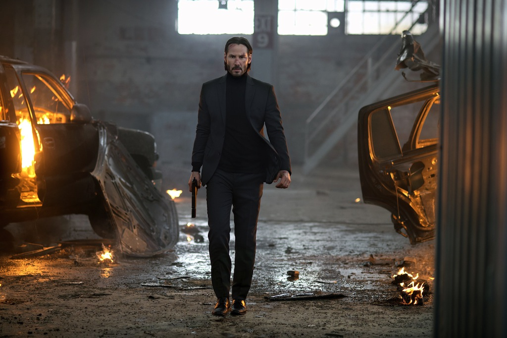 'John Wick Two' Teaser Trailer: Keanu Reeves Straps Up for Battle