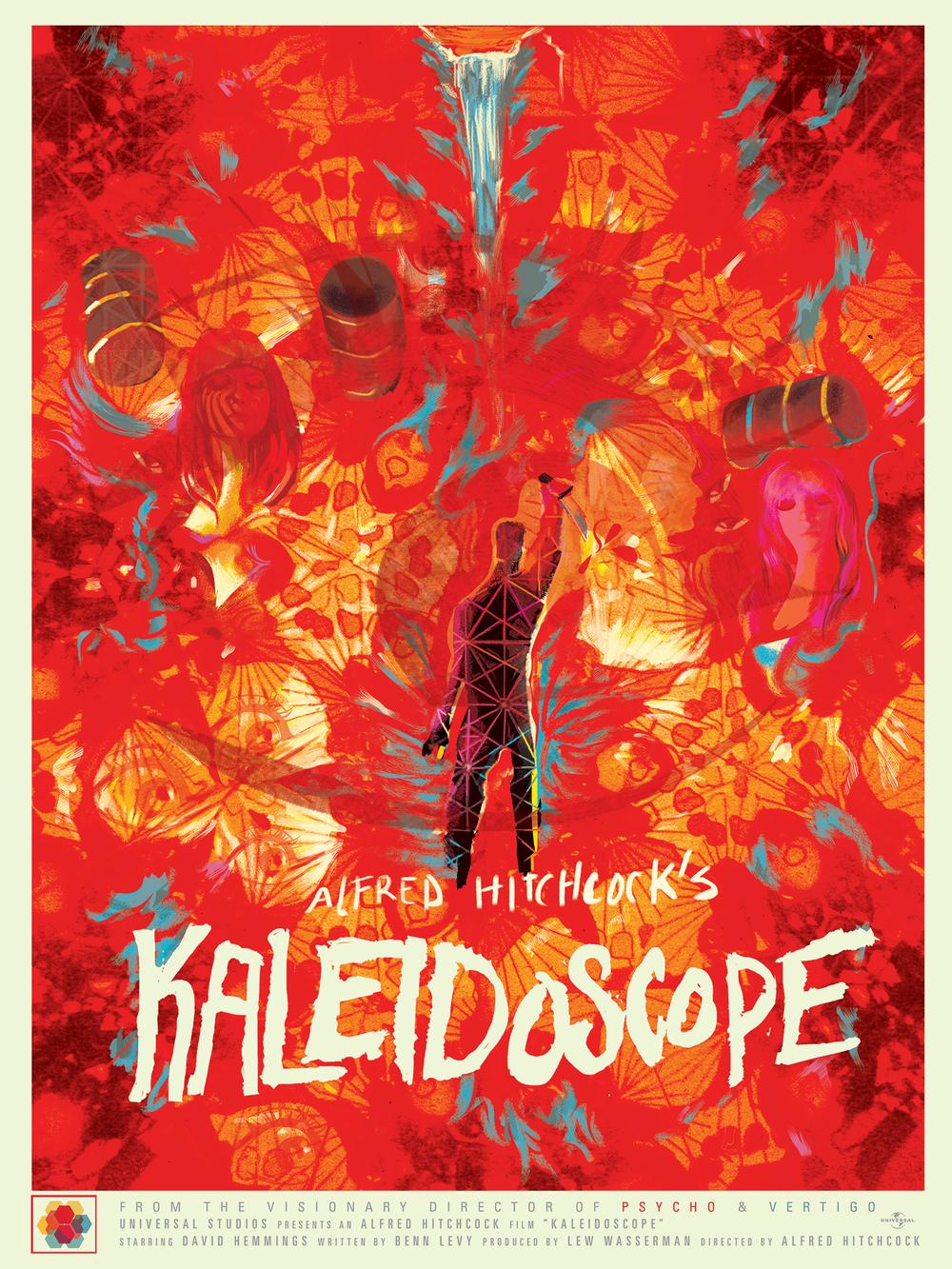 Kaleidoscope Poster