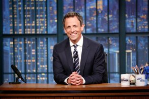 """""""Late Night With Seth Meyers"""""""