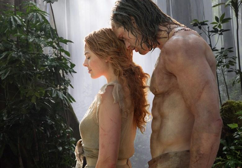 The Legend of Tarzan Margot Robbie