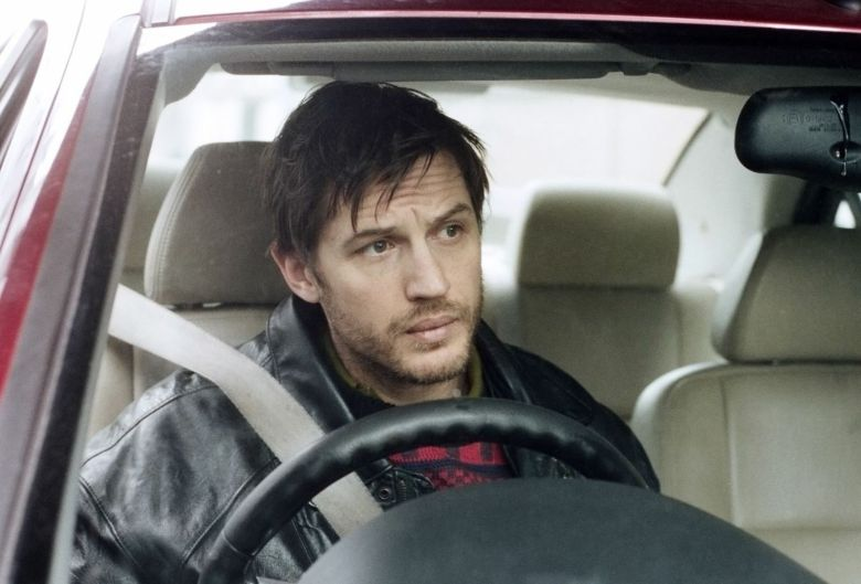 Tom Hardy in 'London Road'