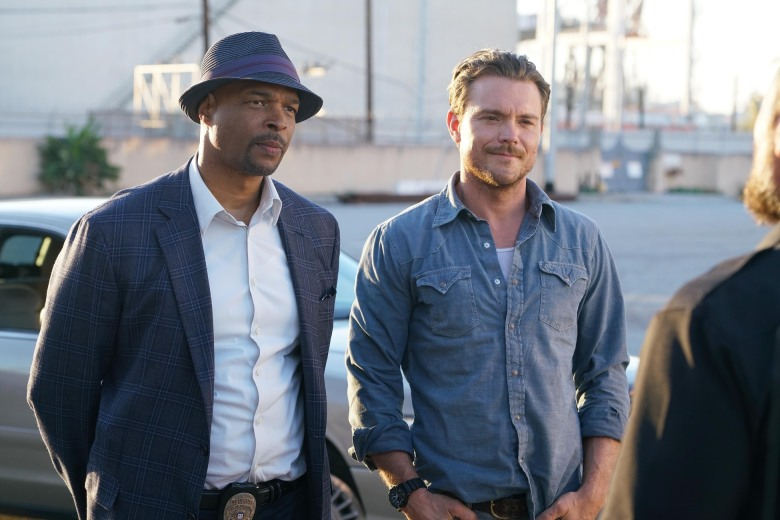 "Damon Wayans and Clayne Crawford, ""Lethal Weapon"""