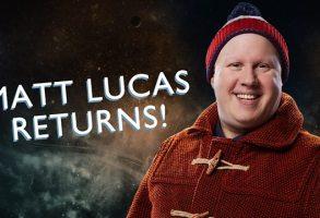 Matt Lucas Doctor Who