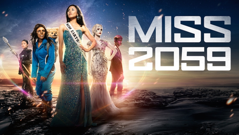 exclusive clip from miss 2059 anna akana web series