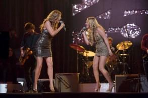 """Connie Britton and Hayden Panettiere in """"Nashville."""""""