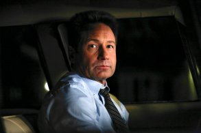 "AQUARIUS -- ""Why Don't We Do It in The Road?"" Episode 203 -- Pictured: David Duchovny as Sam Hodiak -- (Photo by: Vivian Zink/NBC)"
