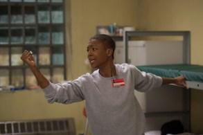 "Samira Wiley in ""Orange is the New Black."""