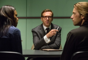 Our Kind of Traitor - Naomie Harris, Damian Lewis and Ewan McGregor