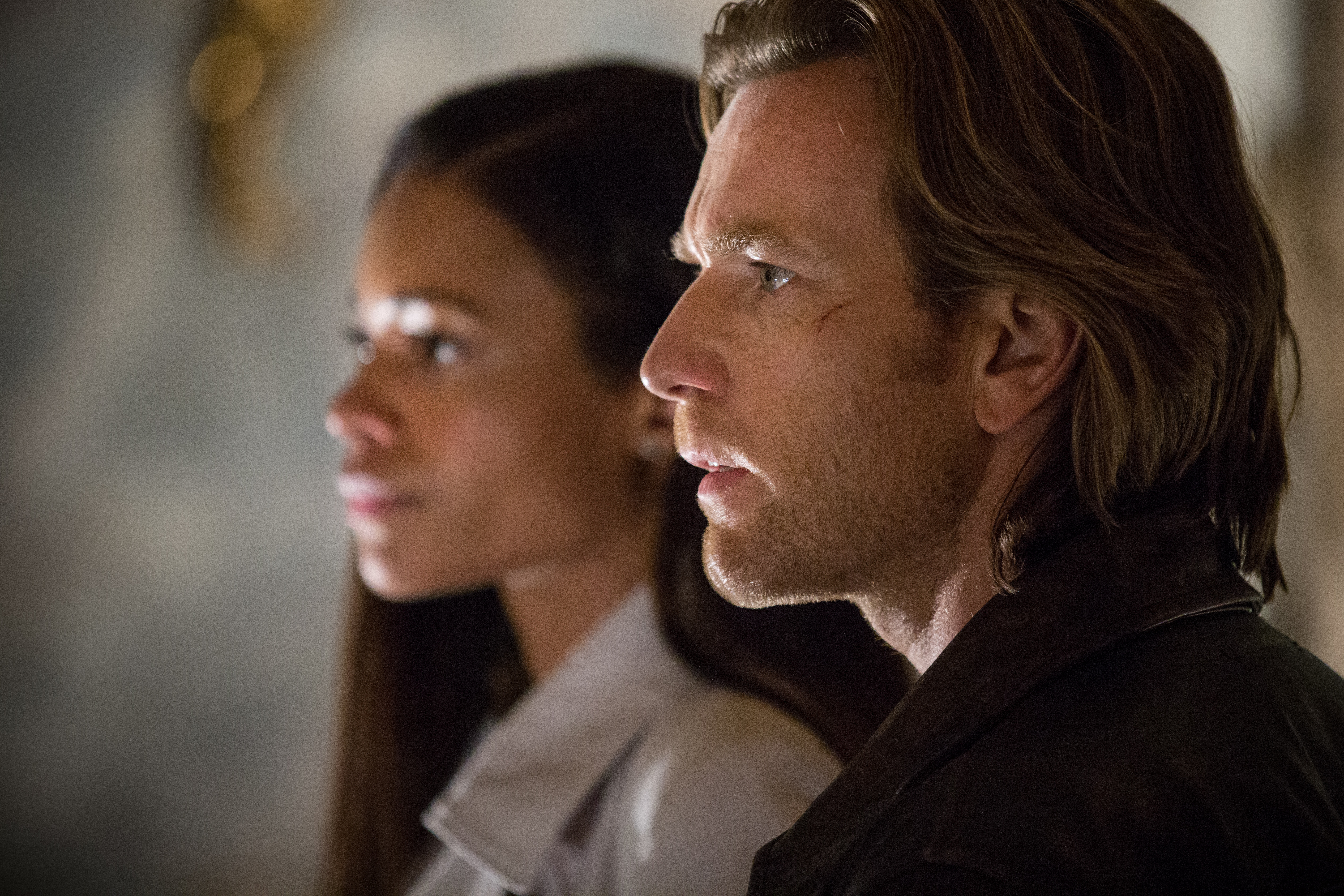 Our Kind of Traitor - Naomie Harris and Ewan McGregor