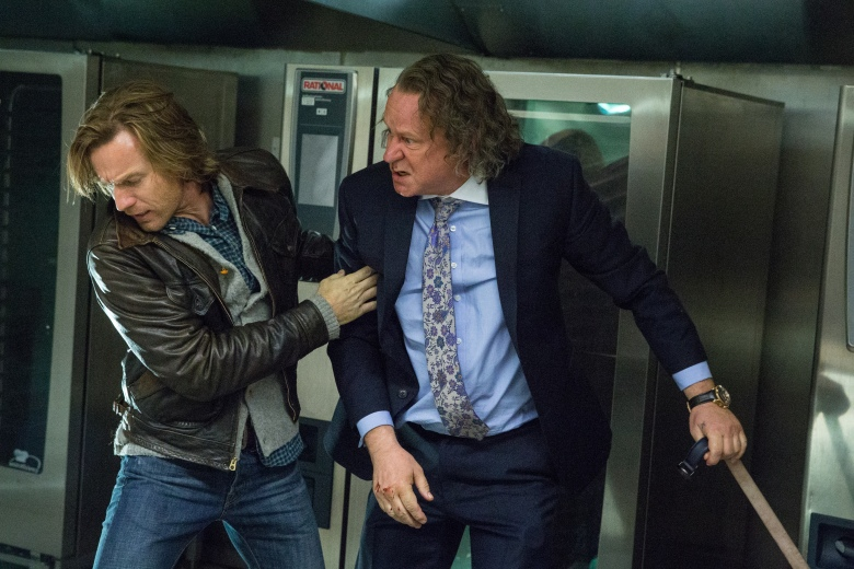 Our Kind of Traitor - Ewan McGregor and Stellan Skarsgard