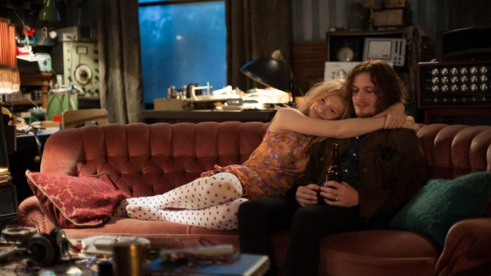 Anton Yelchin in Only Lovers Left Alive