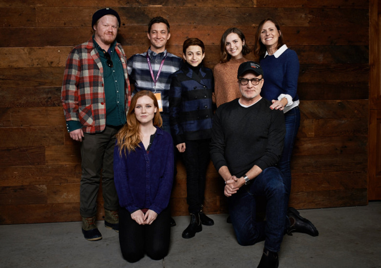 "Chris Kelly and the ""Other People"" cast at Sundance"