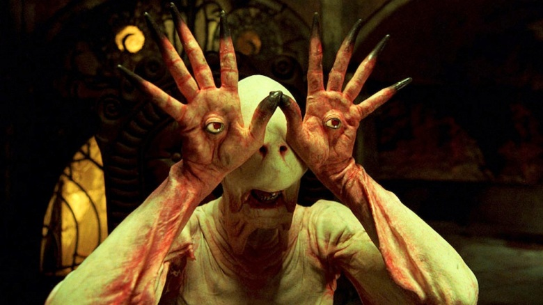 Guillermo Del Toro Says Pans Labyrinths Pale Man Loves Americas