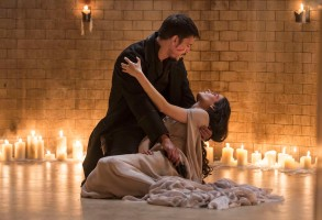 Penny Dreadful 309 Finale Josh Hartnett & Eva Green