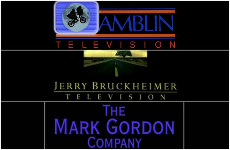 Amblin Television, Jerry Bruckheimer TV, The Mark Gordon Co.