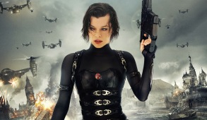 Milla Jovovich in Resident Evil: The Final Chapter