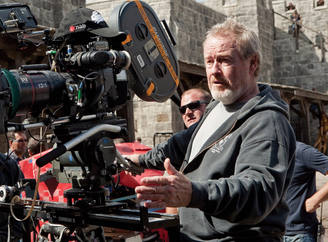 Ridley Scott Thinks He's 'Too Dangerous' To Take On Star Wars