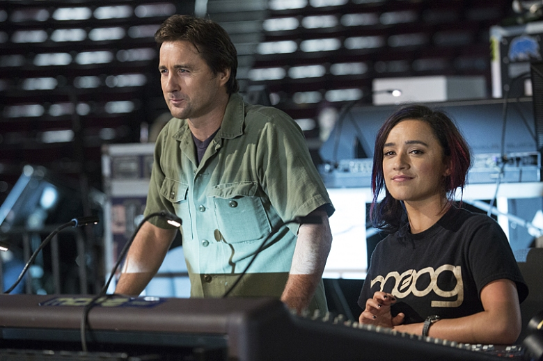 Roadies Luke Wilson Keisha Castle-Hughes Season 1 Episode 3