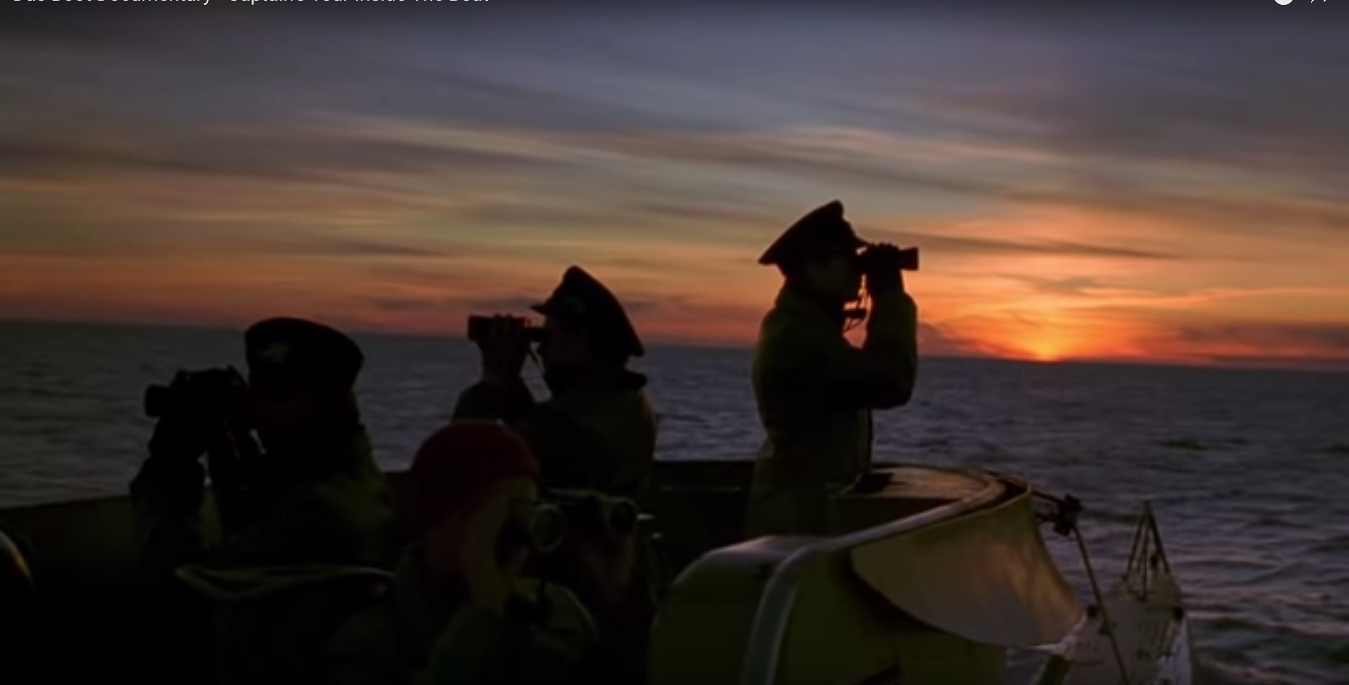 Das Boot Documentary Takes You Inside The U-96 Submarine | IndieWire