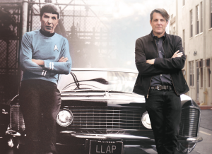 """For the Love of Spock"""