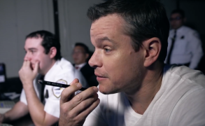 "Matt Damon and ""Jason Bourne"" partnering with Omaze in support of water.org"