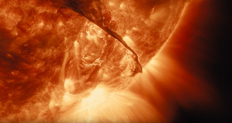 """Voyage Of Time"" Malick IMAX"
