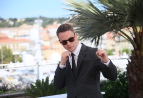 "Nicolas Winding Refn in Cannes 2016 for ""The Neon Demon"""