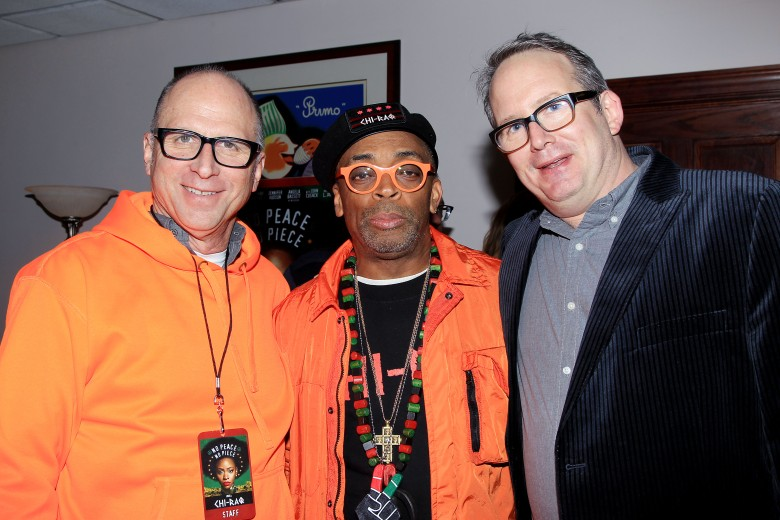 Ted Hope Spike Lee Bob Berney
