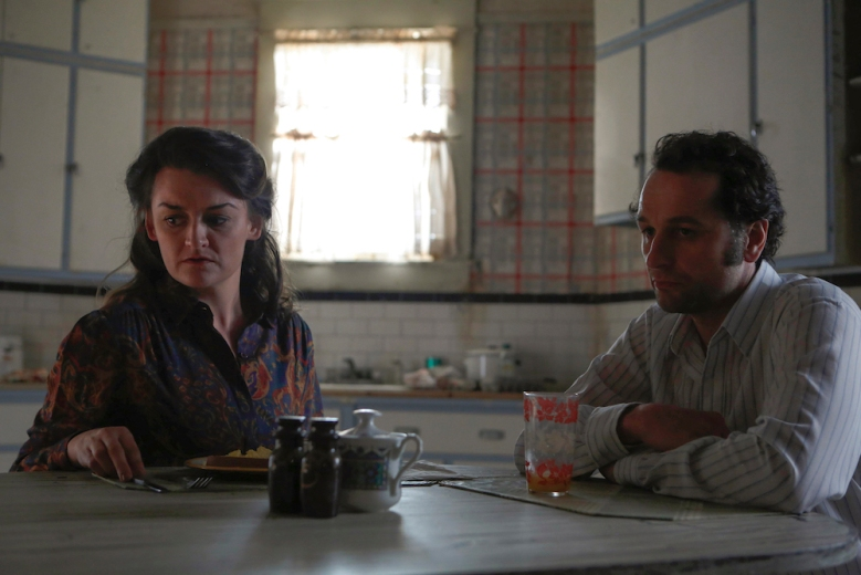 """Alison Wright and Matthew Rhys in """"The Americans"""""""
