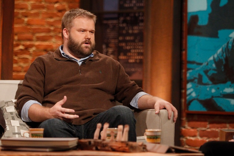 "Robert Kirkman on ""The Talking Dead."""