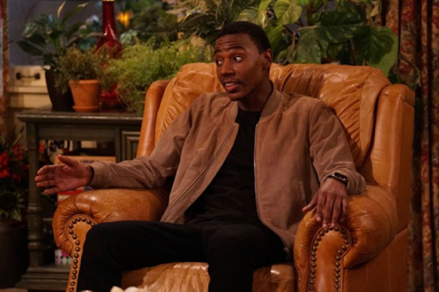 "Jerrod Carmichael in ""The Carmichael Show."""