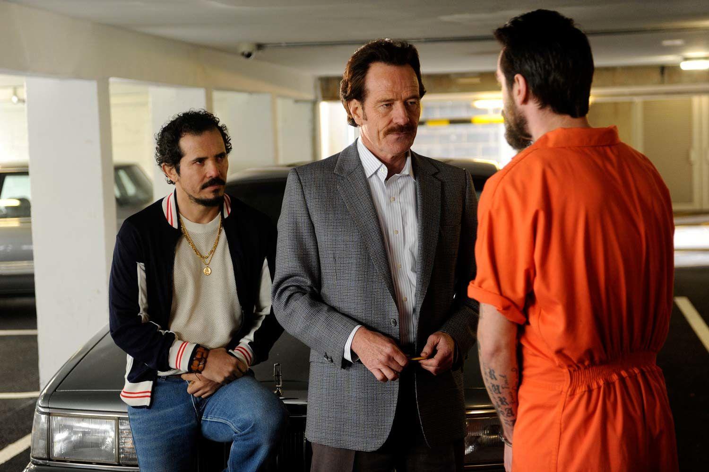 Watch 'Breaking Bad' star Bryan Cranston impersonate Donald Trump