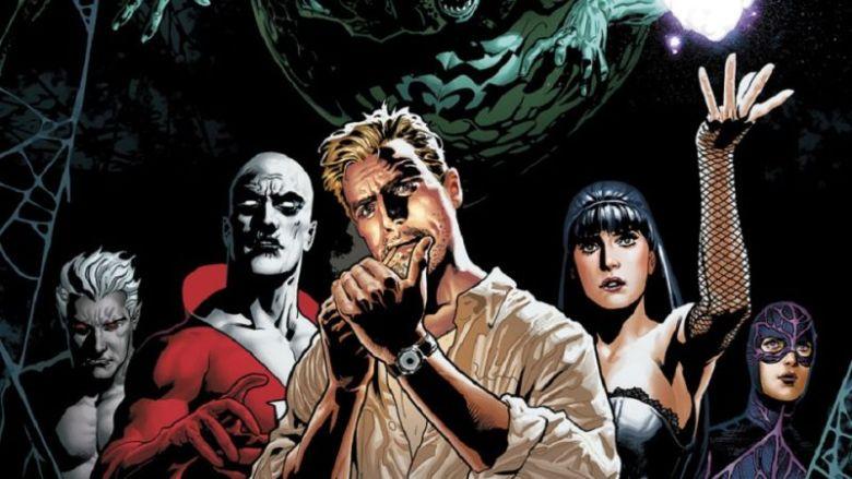 The Justice League Dark