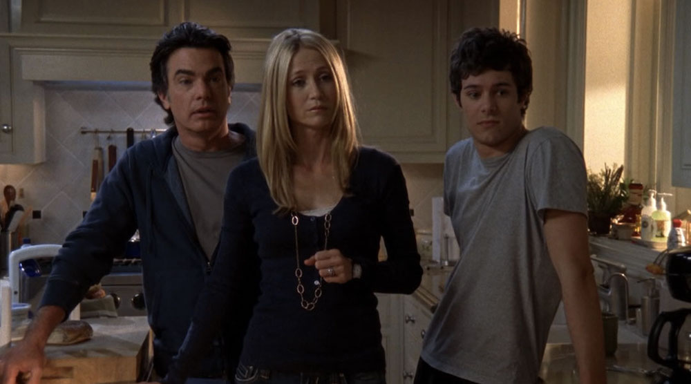 The O.C. Peter Gallagher, Kelly Rowan & Adam Brody
