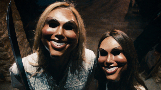 The Purge Inspired Killer In Indianapolis