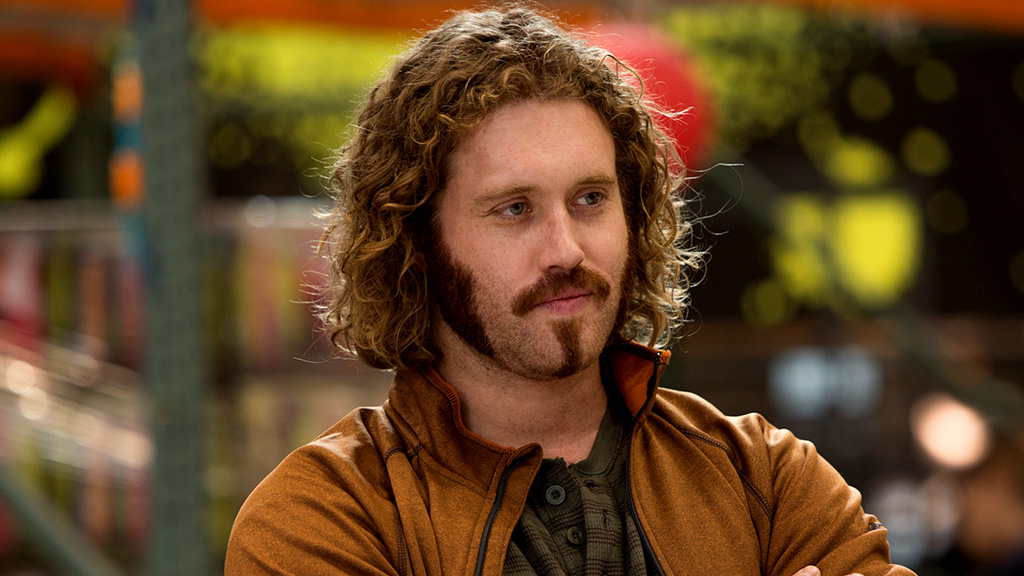"""T.J. Miller in """"Silicon Valley"""""""