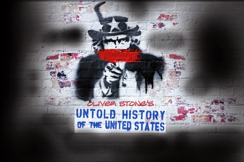 """Oliver Stone's Untold History of the United States"""