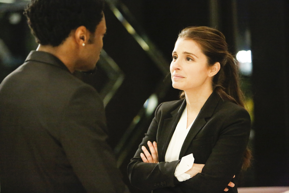 """UnREAL"" Season 2 Shiri Appleby"