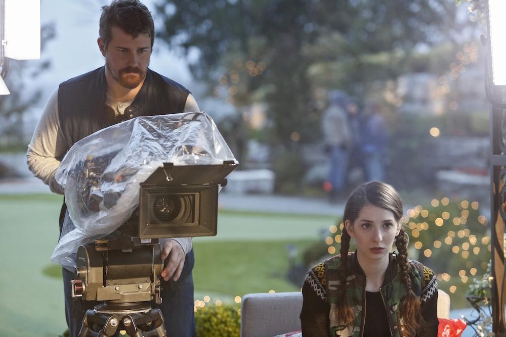 """""""UnREAL"""" Season 2 Josh Kelly & Genevieve Buechner premiere"""