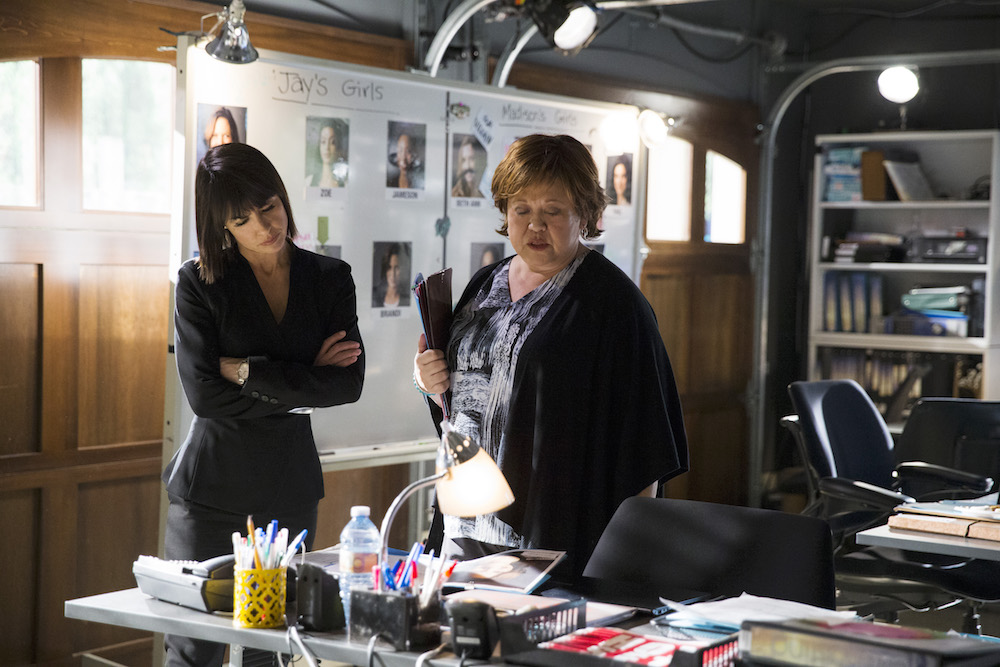 UnREAL Season 2 Episode 3 Constance Zimmer & Amy Hill