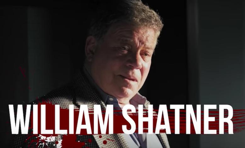 William Shatner Range 15