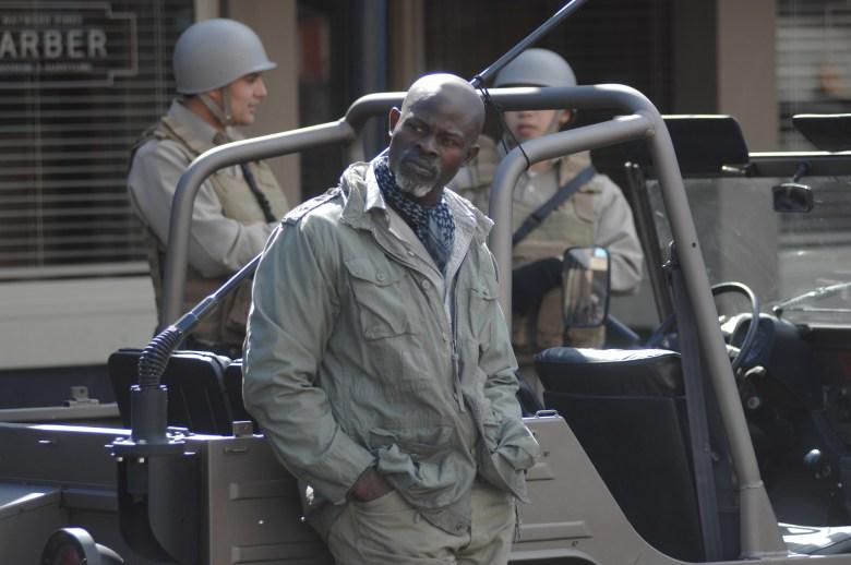 """Djimon Hounsou, """"Wayward Pines"""""""