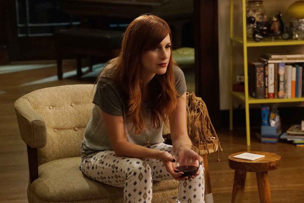 "YOU'RE THE WORST -- ""LCD Soundsystem"" -- Episode 209 (Airs Wednesday, November 4, 10:30 pm e/p) Pictured: Aya Cash as Gretchen. CR: Byron Cohen/FX"