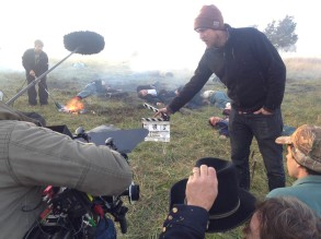 """""""Men Go To Battle"""": Behind the Scenes"""