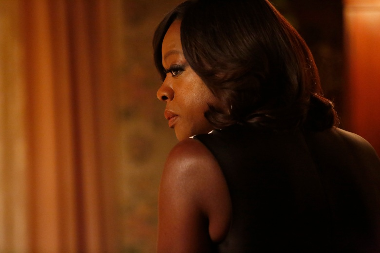 "Viola Davis in ""How to Get Away With Murder."""