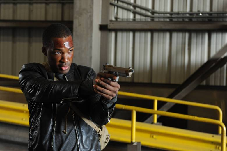 "Corey Hawkins on ""24: Legacy"""