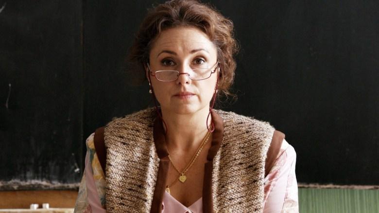 Zuzana Mauréry in The Teacher